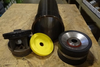 Gardner Denver and Emsco Mud Pump Parts