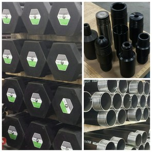Drill Rods, Adaptor Subs & Wire Line Casing