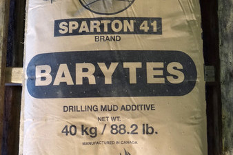Barite for Non-Oilfield