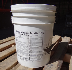 Sodium Hypochlorite 12% Bleach