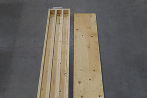 Wooden Core Boxes